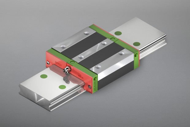 Linear Guideway WE Series
