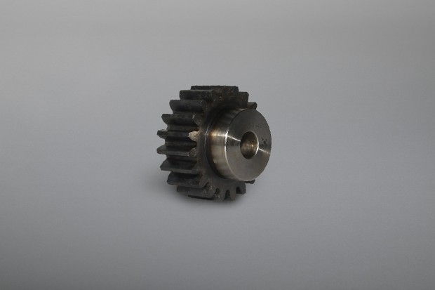 Spur Gears Milled Straight, Induction Hardened