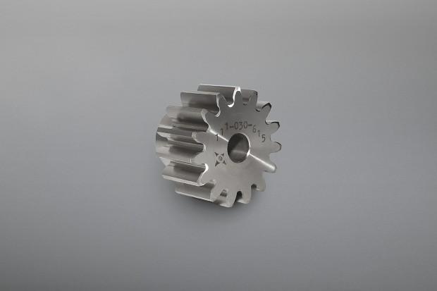 Spur Gears Milled Straight, Stainless Steel