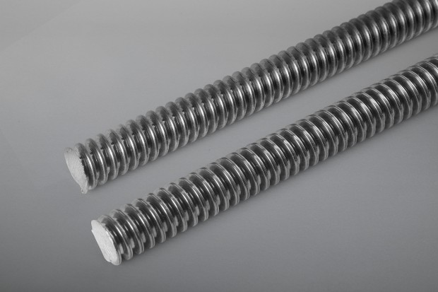 Lead Screws Rolled Finish Right Hand / Left Hand
