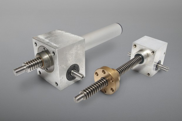 Standard-Screw Jacks & High Speed-Screw Jacks