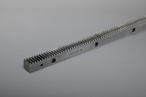 Induction Hardened, Straight & Helical
